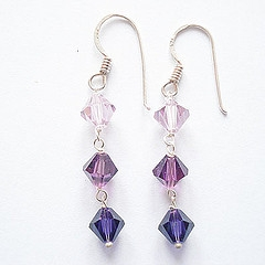 Earring Velvet Jewelry