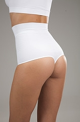 Elegant Cotton Thong