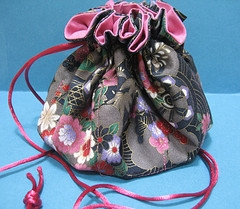 Jewellery Bag Pouch