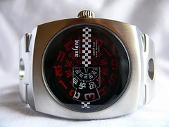 Metal Wrist Watch