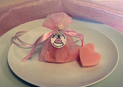 Organza Wedding Favor