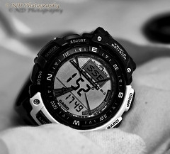 Sport Watch Black