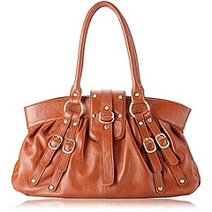 Tan Genuine Leather