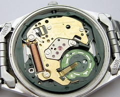 Watch Quartz Movement